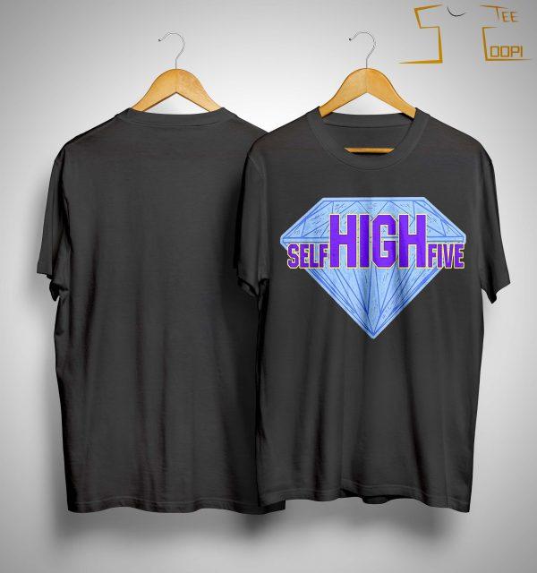 Diamond Dallas Page Self High Five Shirt