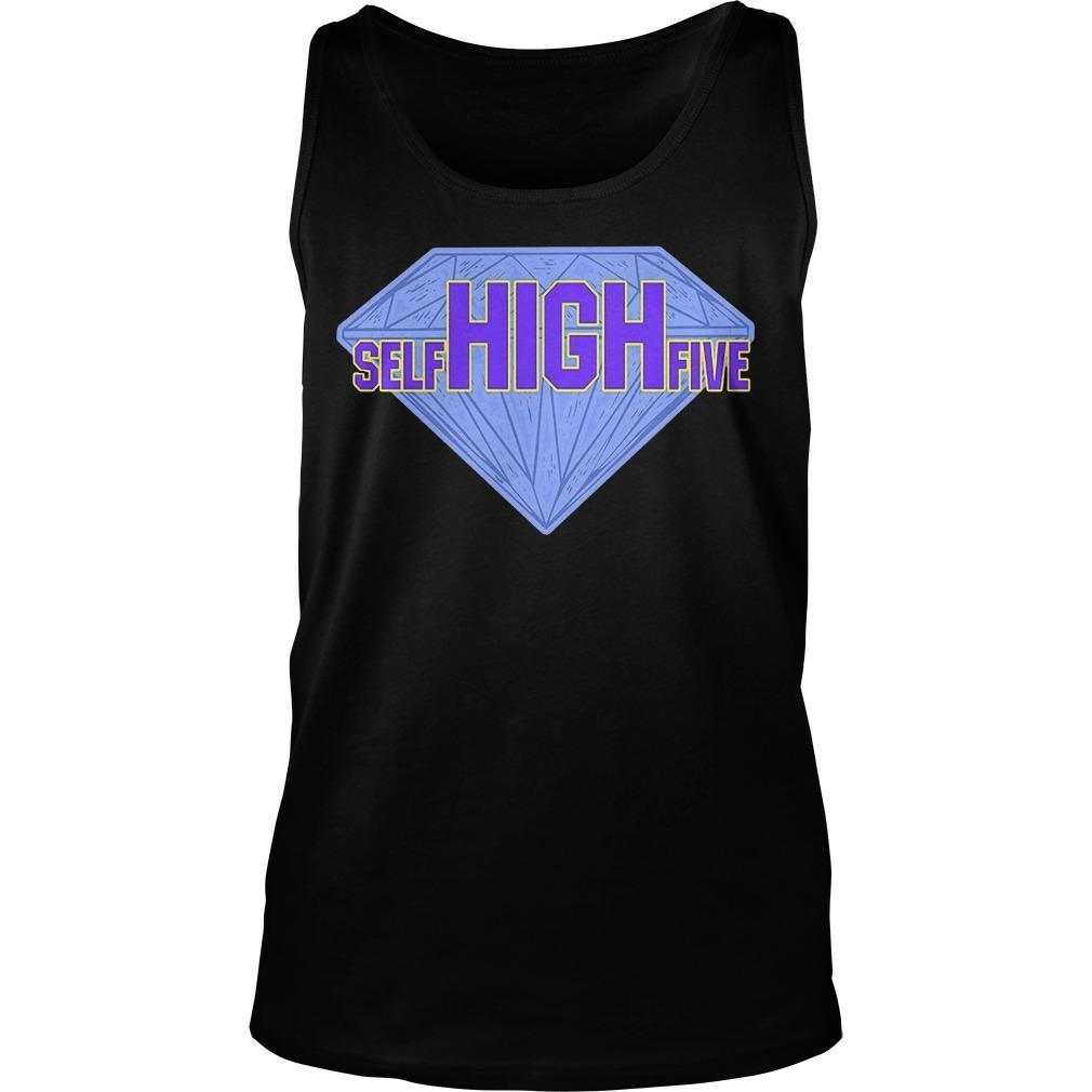 Diamond Dallas Page Self High Five Tank Top