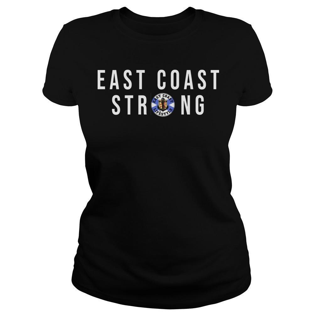 East Coast Lifestyle East Coast Strong Longsleeve