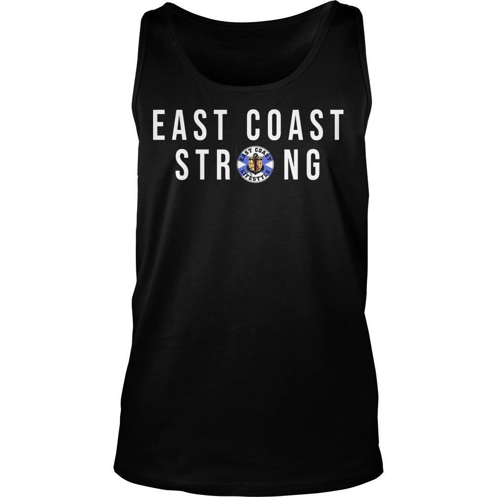 East Coast Lifestyle East Coast Strong Tank Top