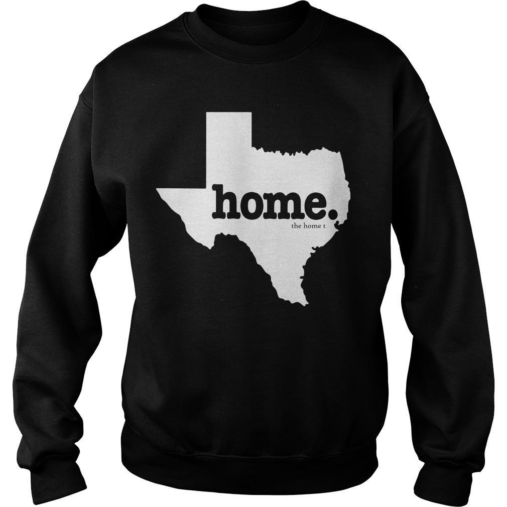 Home T Shark Tank Update Sweater