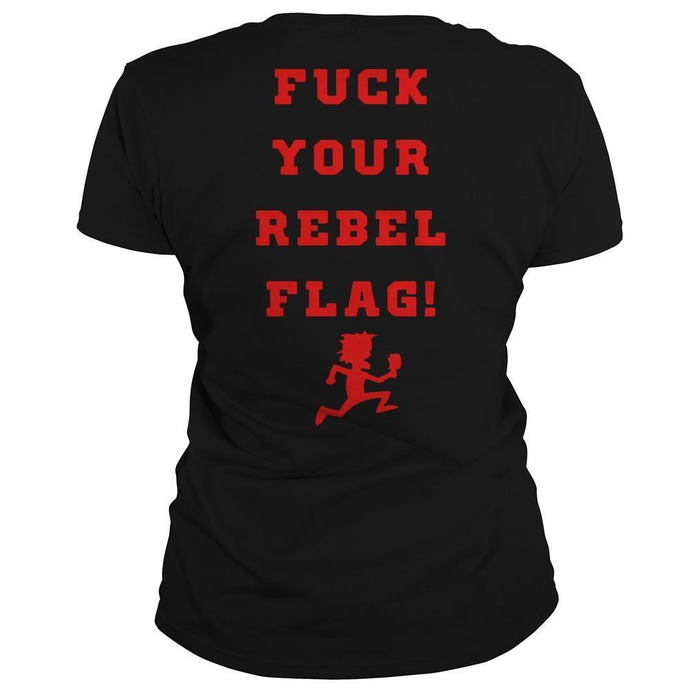 Icp Fuck Your Rebel Flag Longsleeve