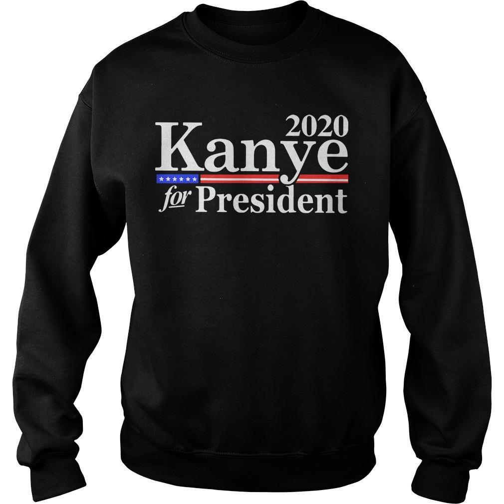 Kanye For President 2020 Sweater