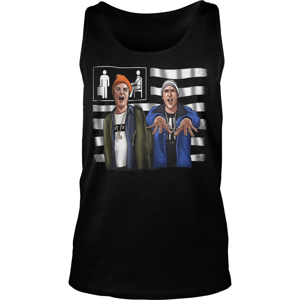 Lazy Scranton Once Upon Tank Top