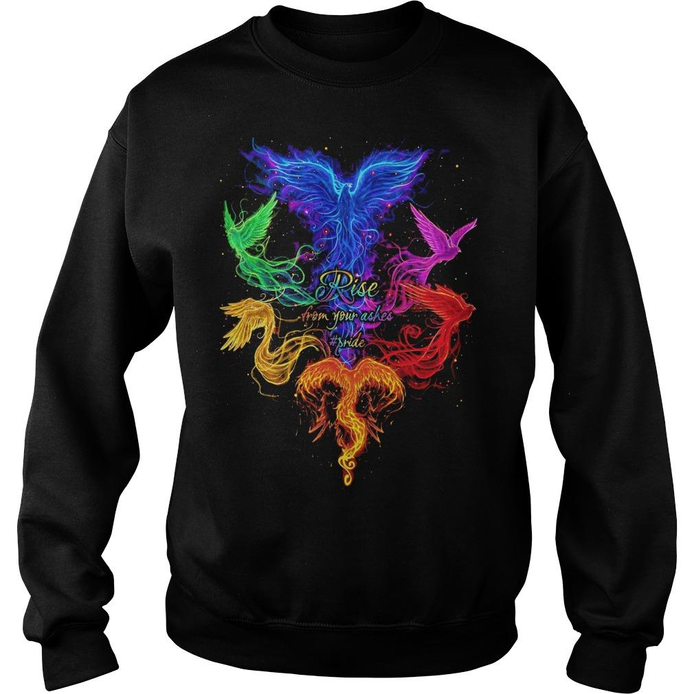 Lgbt Rise From Your Ashes #pride Sweater