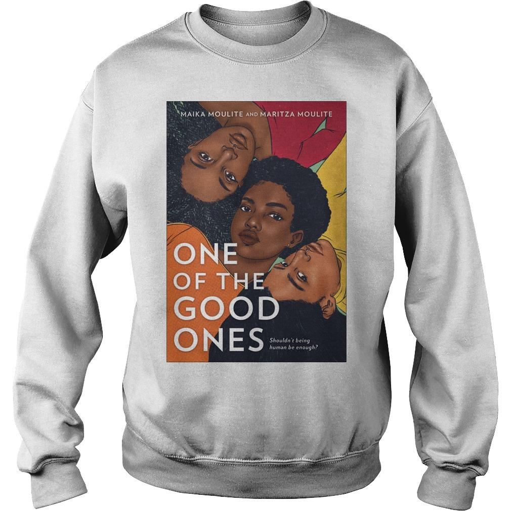 Maika Moulite And Maritza Moulite One Of The Good Ones Sweater