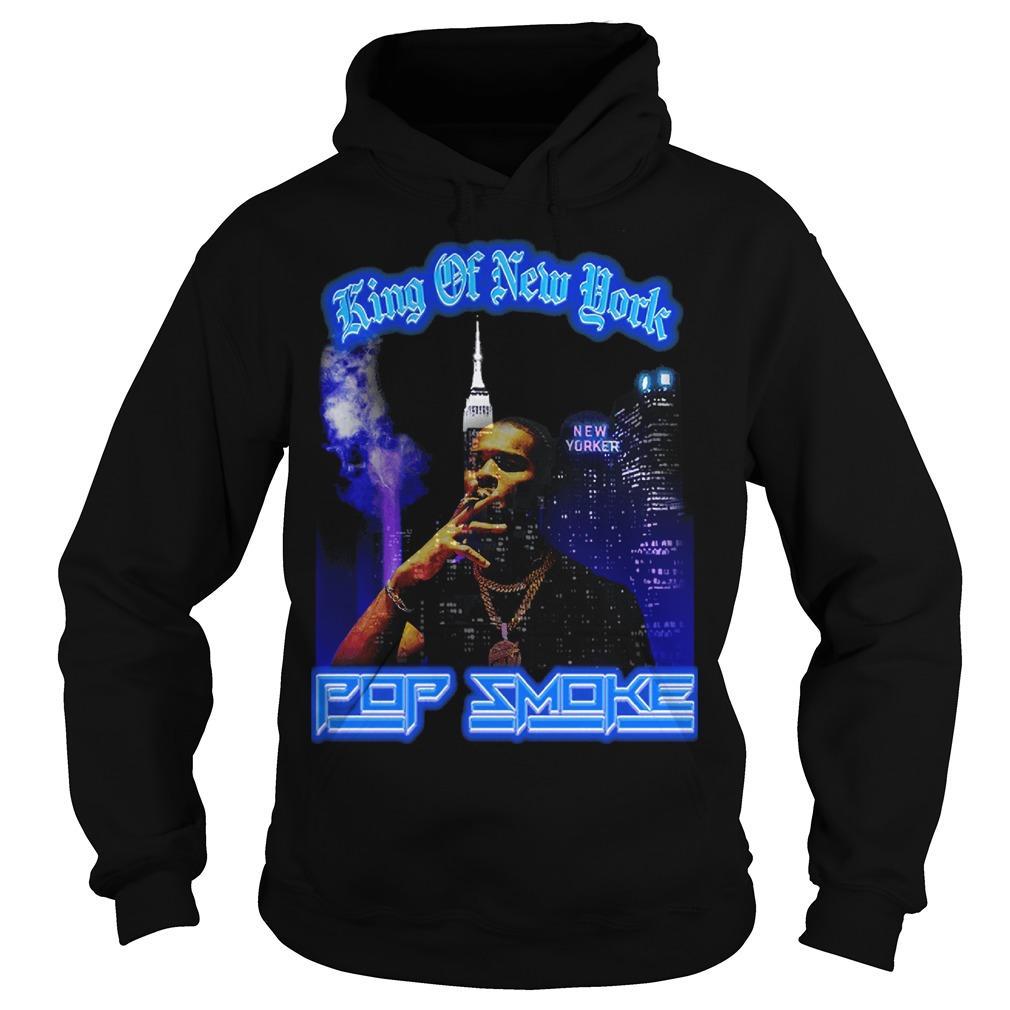 Pop Smoke King Of New York Hoodie