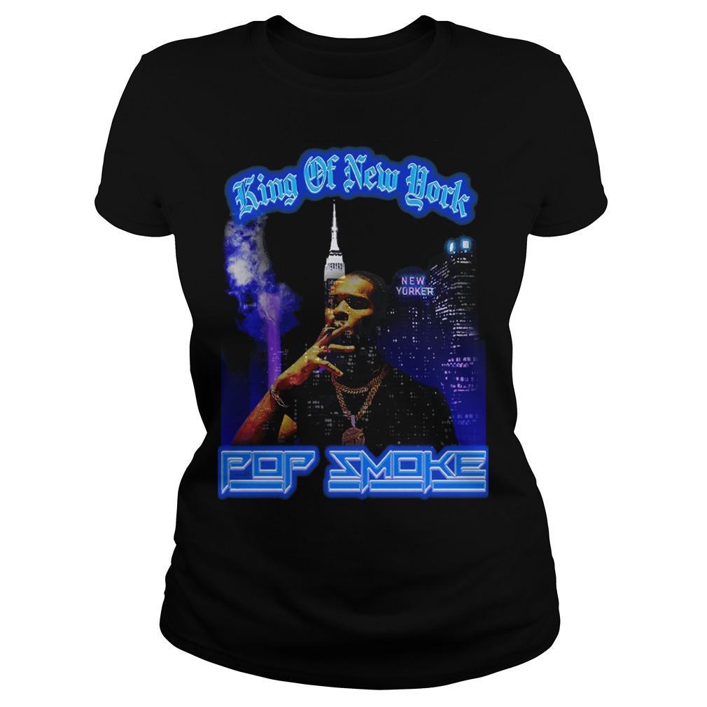 Pop Smoke King Of New York Longsleeve