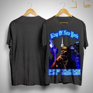 Pop Smoke King Of New York Shirt
