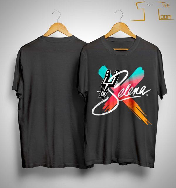 Selena Spurs Shirt