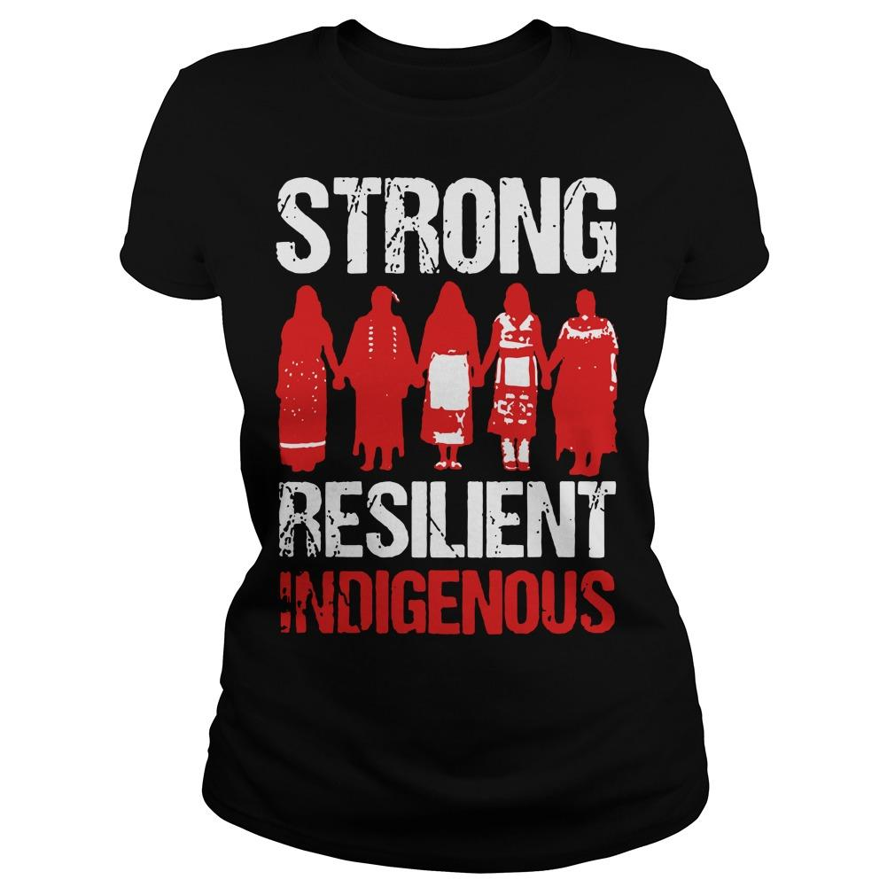 Strong Resilient Indigenous Longsleeve