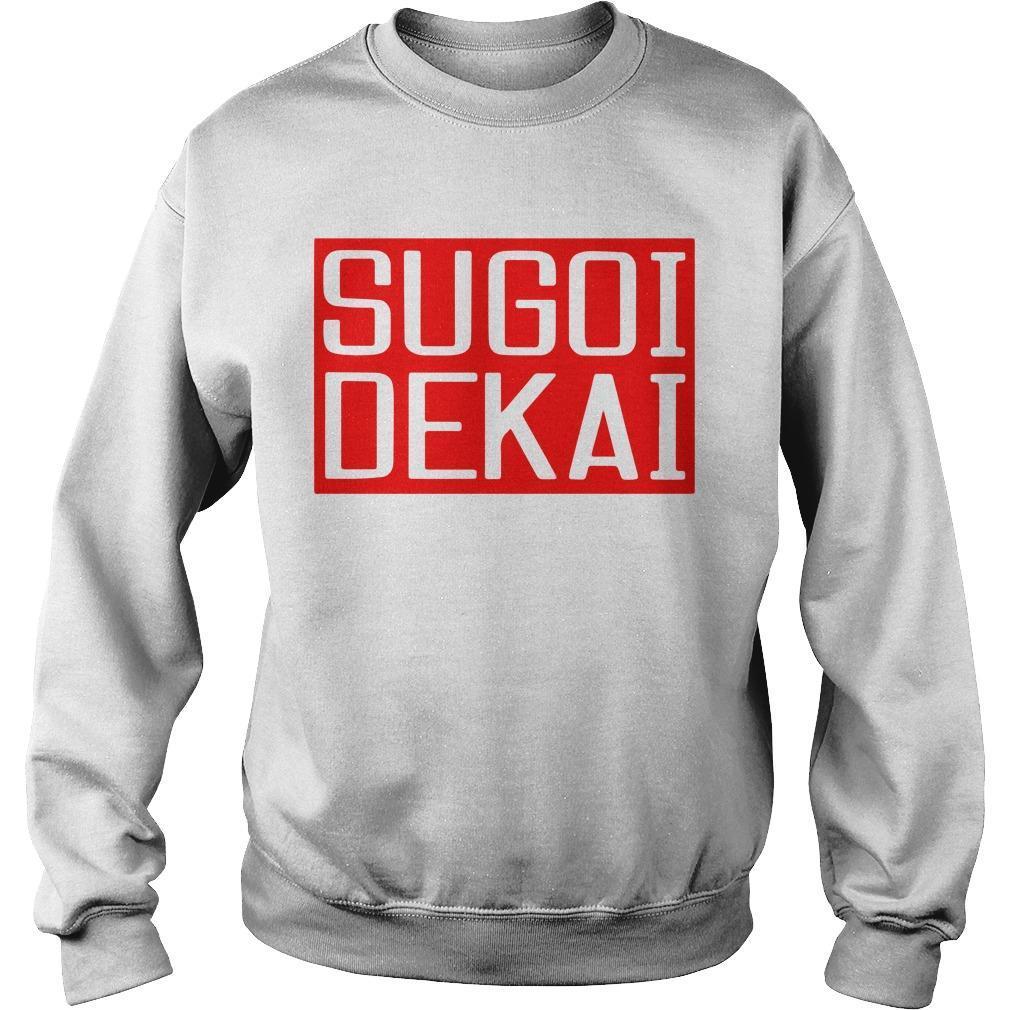 Sugoi Dekai Sweater