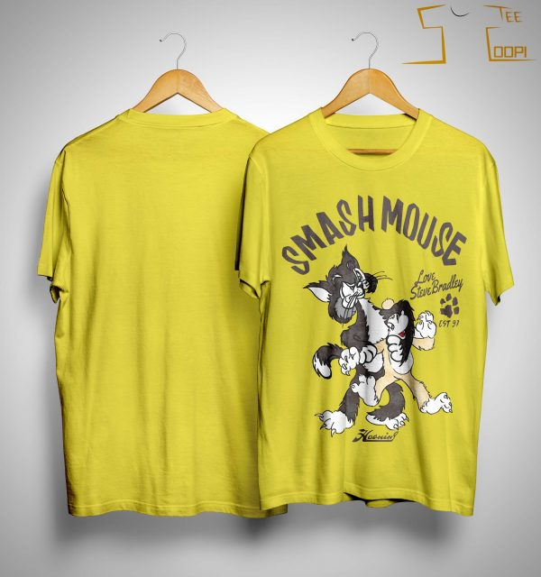 Sumie Sakai Smash Mouse Shirt