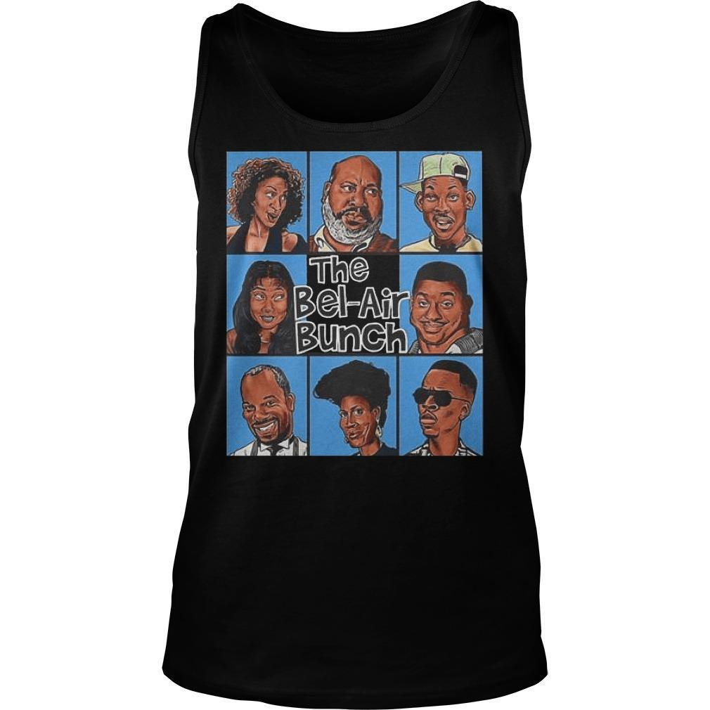 The Bel Air Bunch T Tank Top