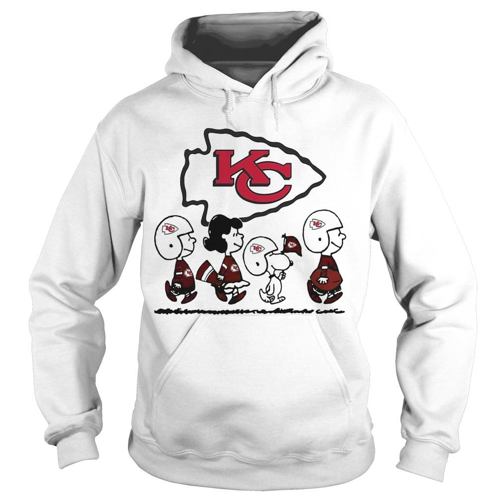 The Peanuts Kansas City Hoodie