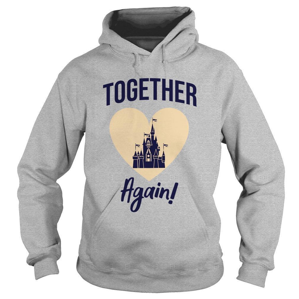 Together Again Disney Hoodie