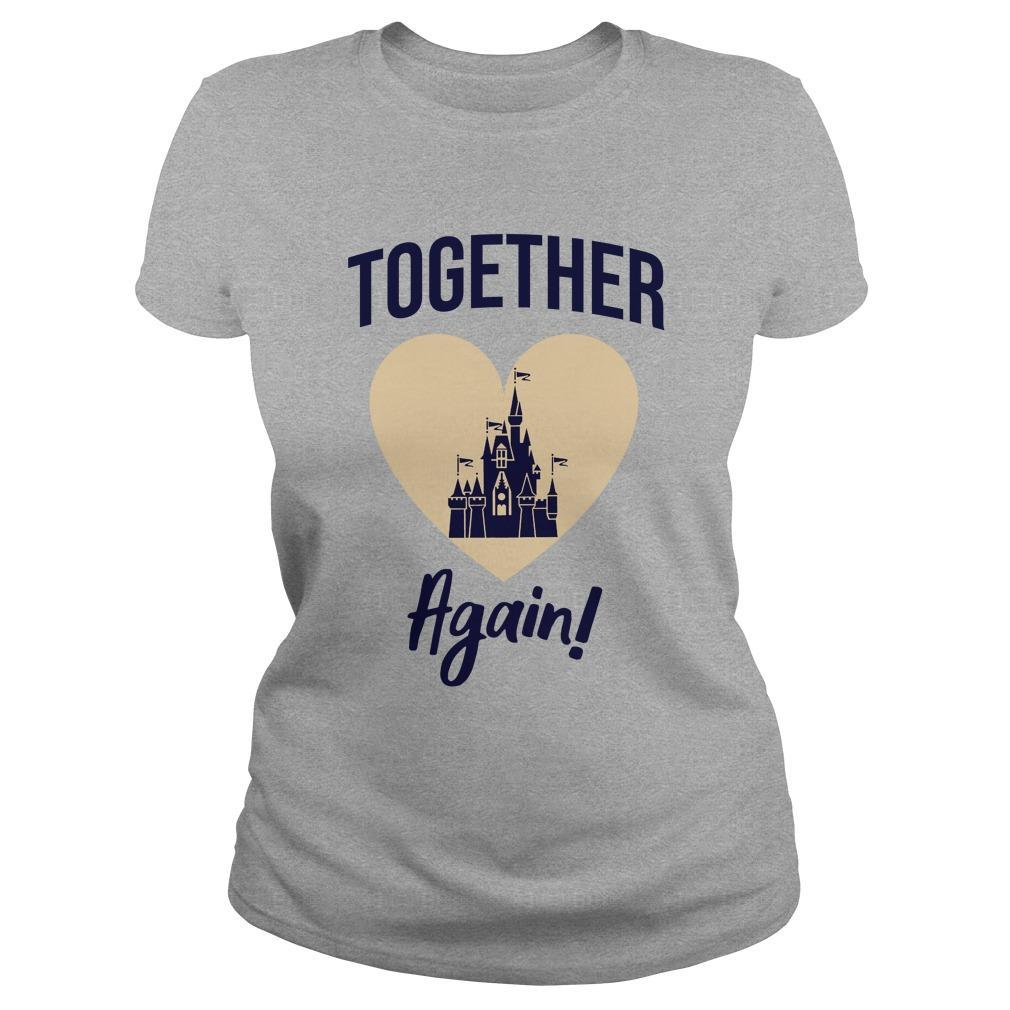 Together Again Disney Longsleeve