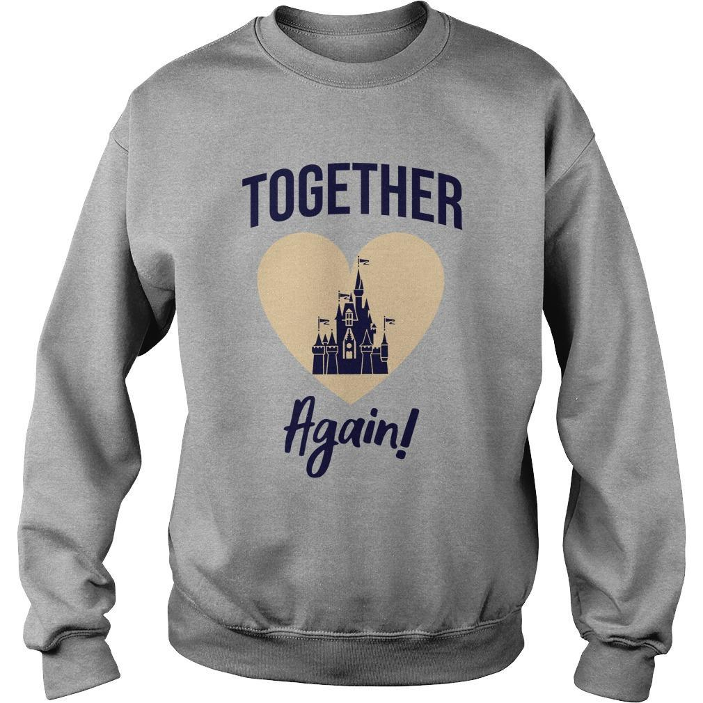 Together Again Disney Sweater