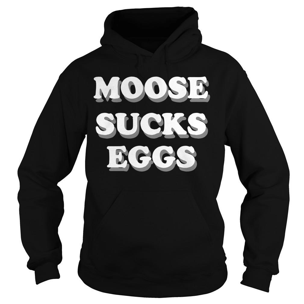 Tommy Dreamer Moose Sucks Eggs Hoodie