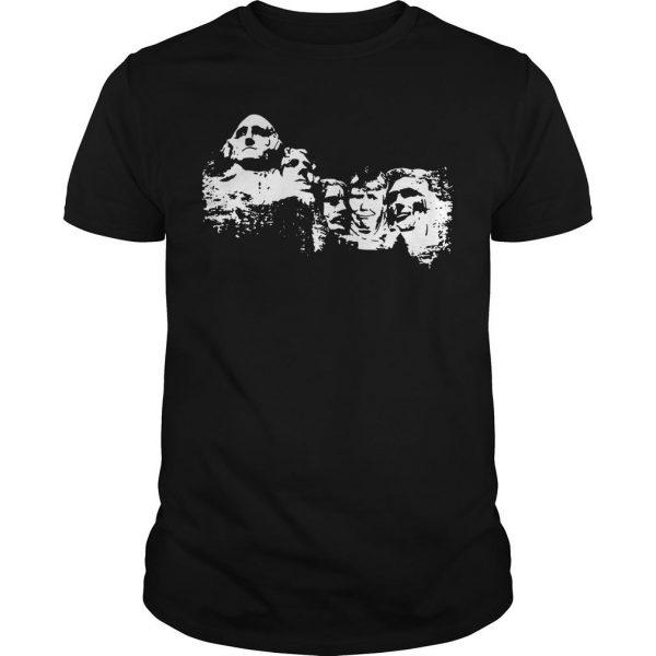Trump Mt Rushmore T Shirt