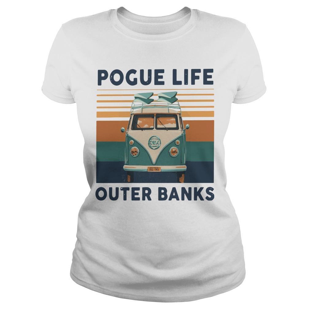 Vintage Pogue Life Outer Banks Longsleeve