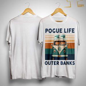 Vintage Pogue Life Outer Banks Shirt