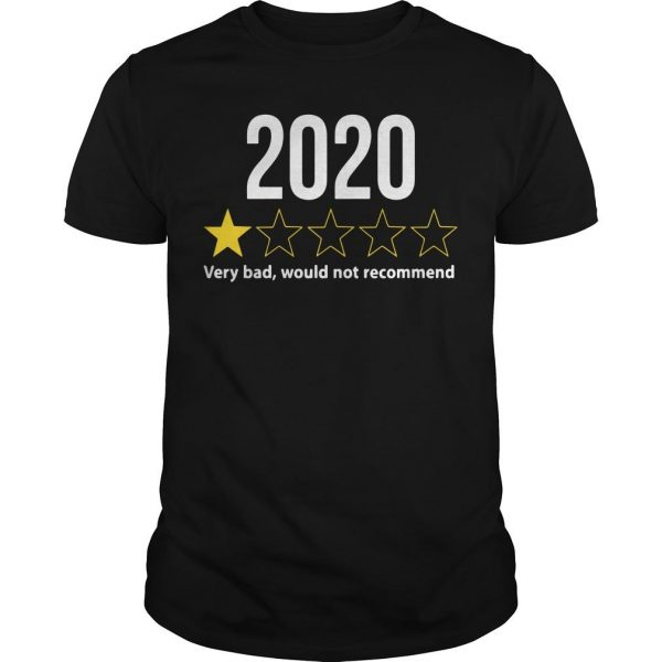2020 1 Star Shirt