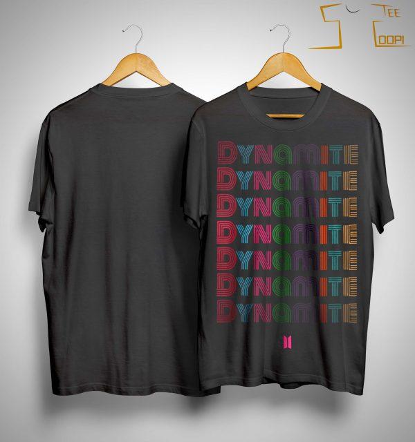 Bts Dynamite Shirt