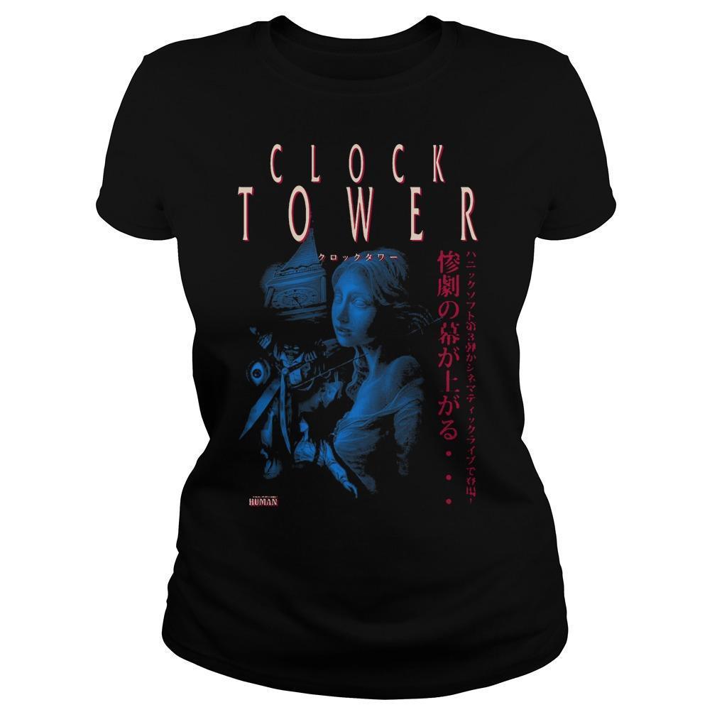 Clock Tower Longsleeve