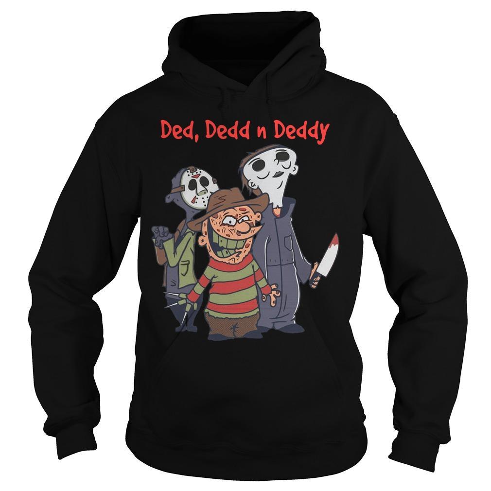 Ded Dedd In Deddy Hoodie