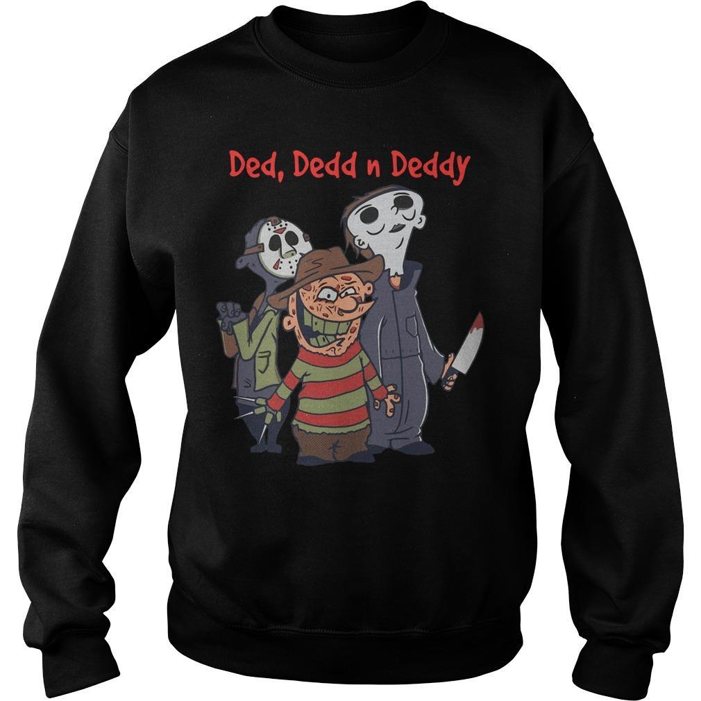 Ded Dedd In Deddy Sweater