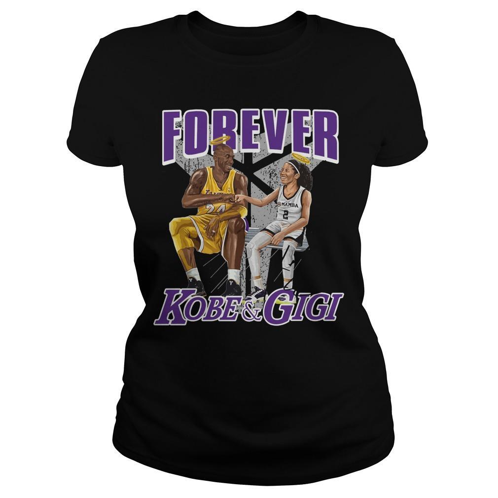 Forever Kobe And Gigi Signature Longsleeve