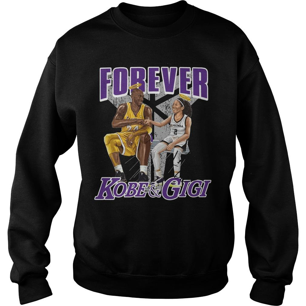 Forever Kobe And Gigi Signature Sweater