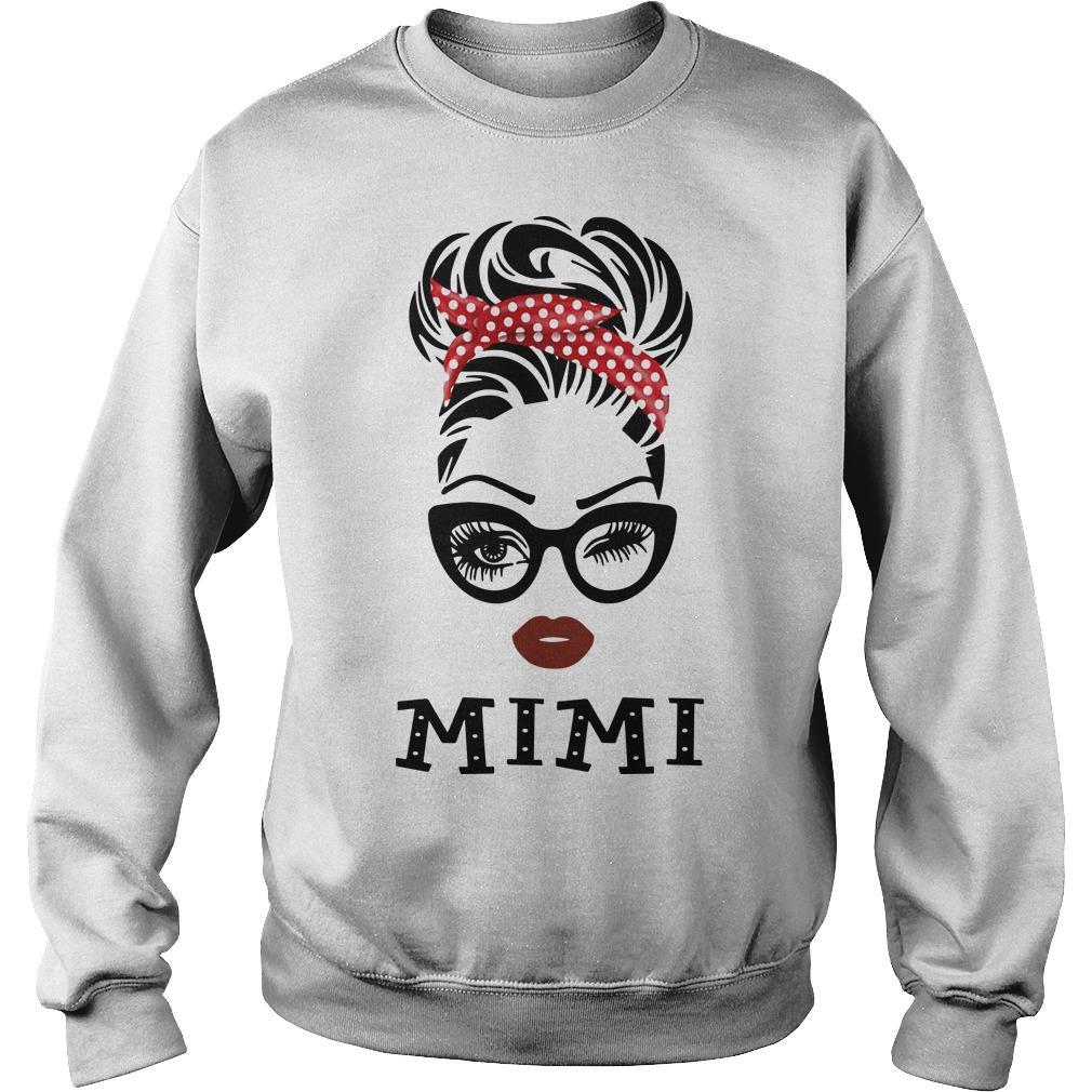 Grandma Mimi Sweater