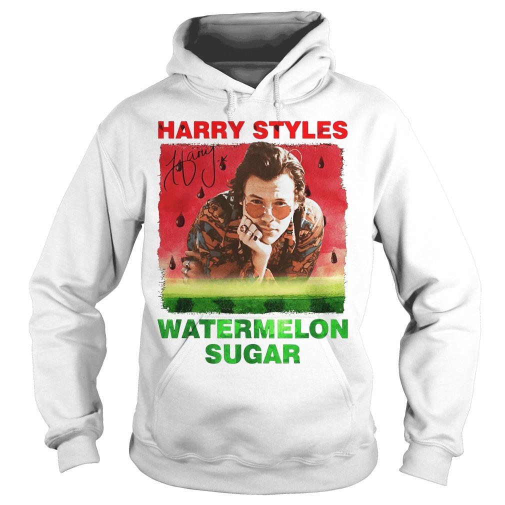 Harry Styles Signature Watermelon Sugar Hoodie