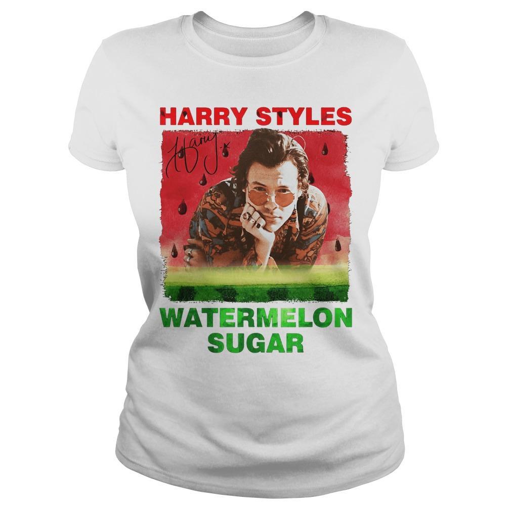 Harry Styles Signature Watermelon Sugar Longsleeve