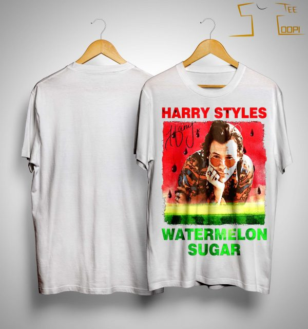 Harry Styles Signature Watermelon Sugar Shirt