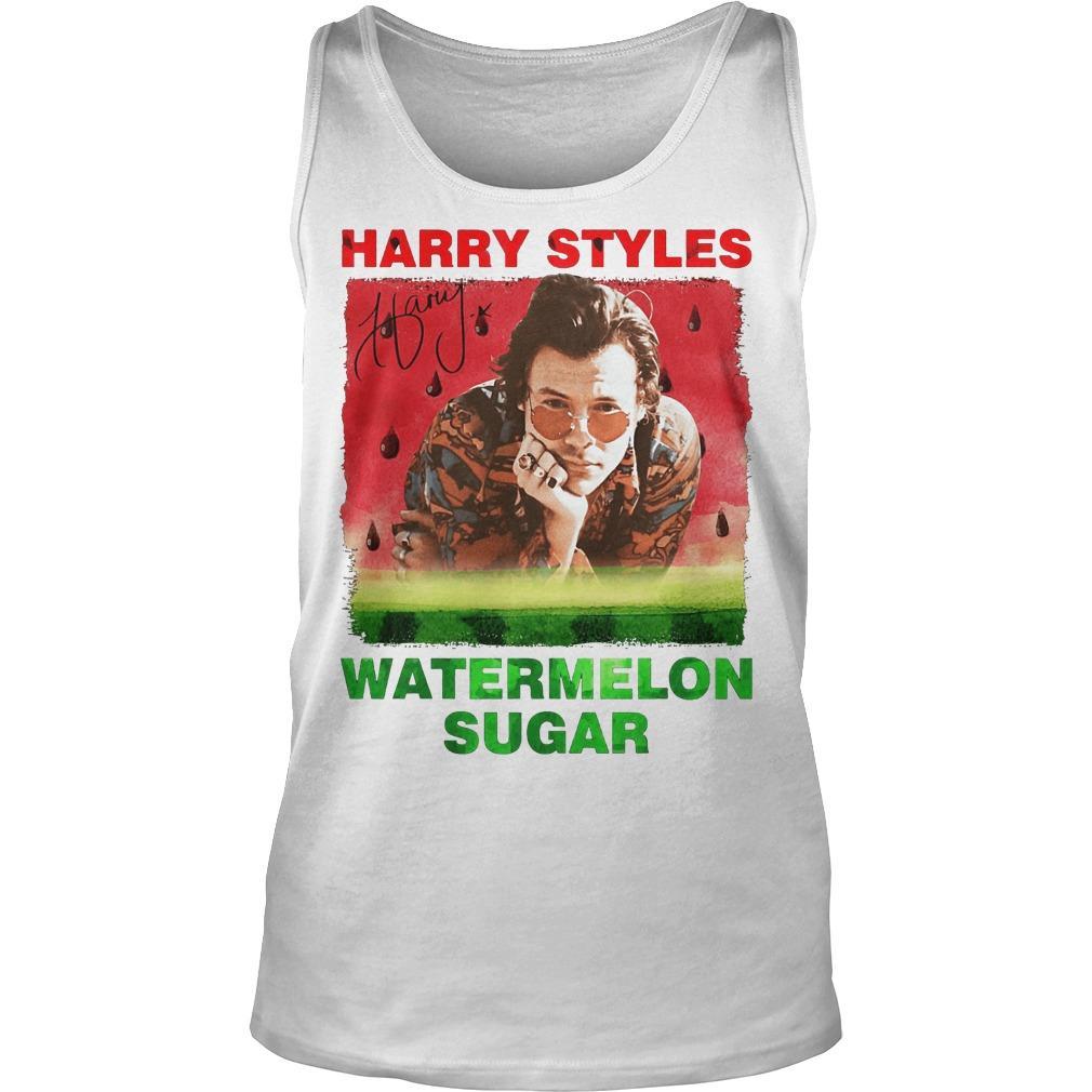 Harry Styles Signature Watermelon Sugar Tank Top