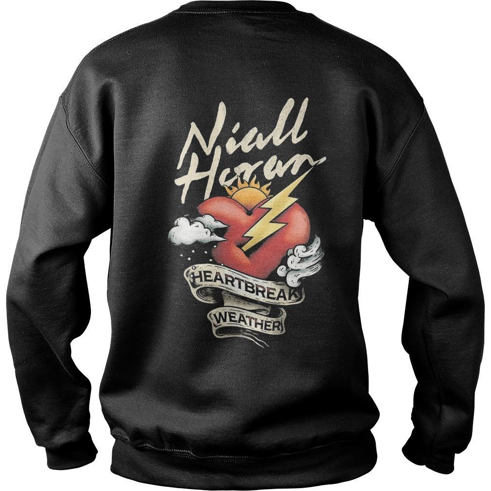 Heartbreak Weather Niall Horan Sweater