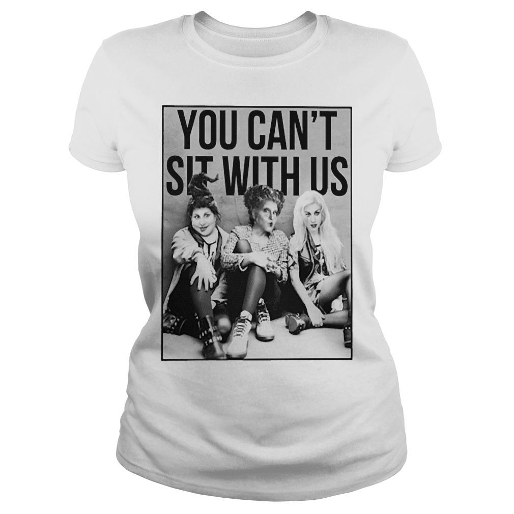 Hocus Pocus You Can't Sit With Us Longsleeve