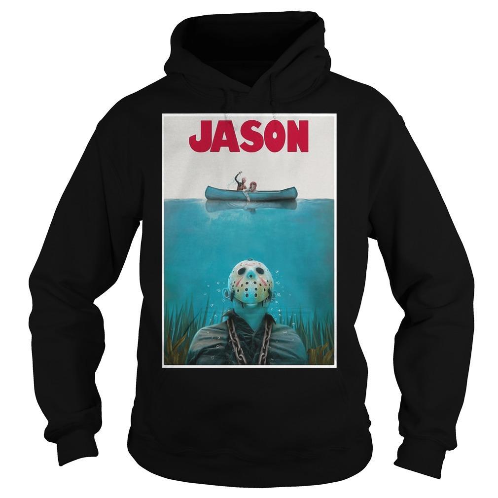 Jaws Jason Hoodie