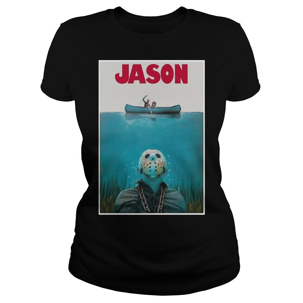 Jaws Jason Longsleeve