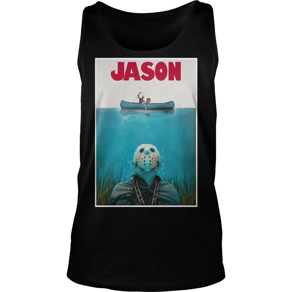 Jaws Jason Tank Top