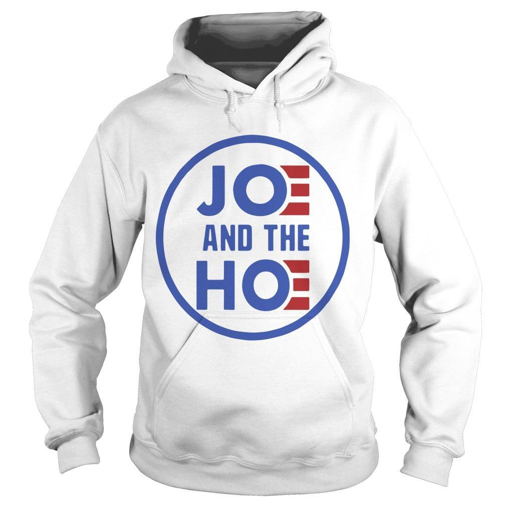 Joe And The Hoe Hoodie