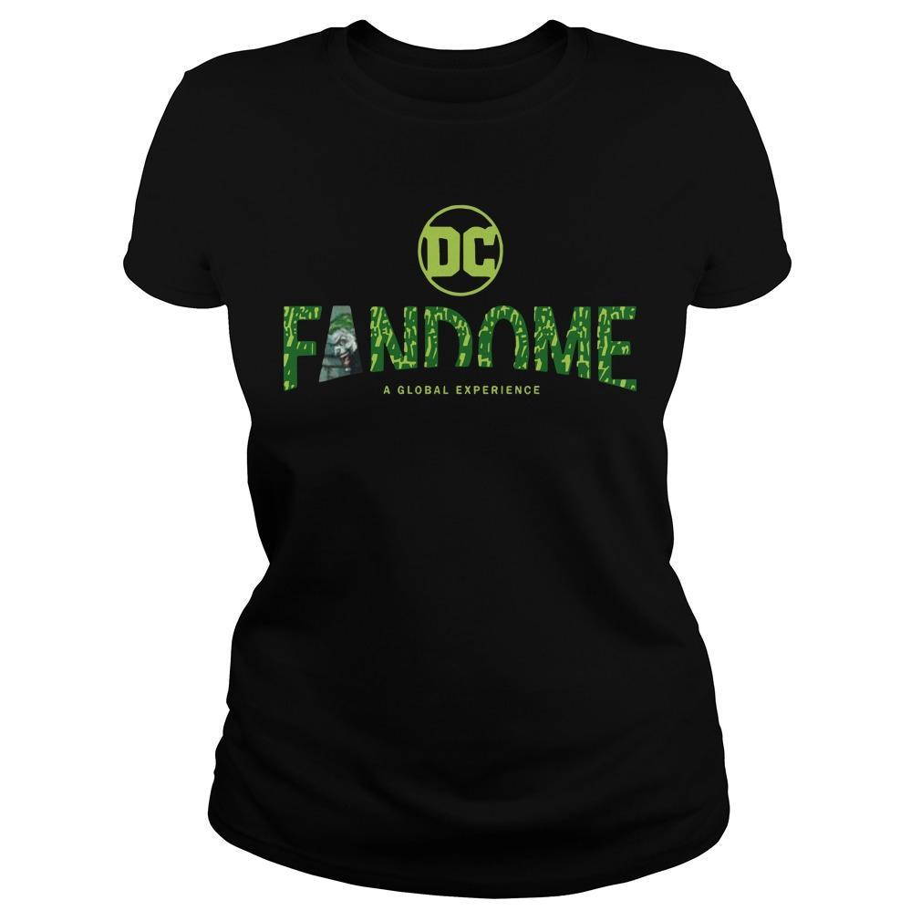 Joker Logo Fill Dc Fandome Longsleeve