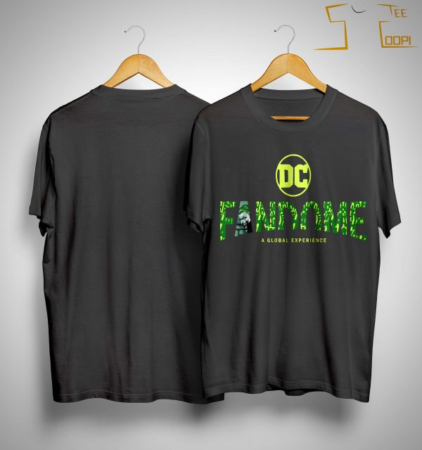 Joker Logo Fill Dc Fandome Shirt