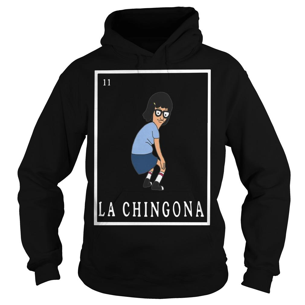 La Chingona Hoodie