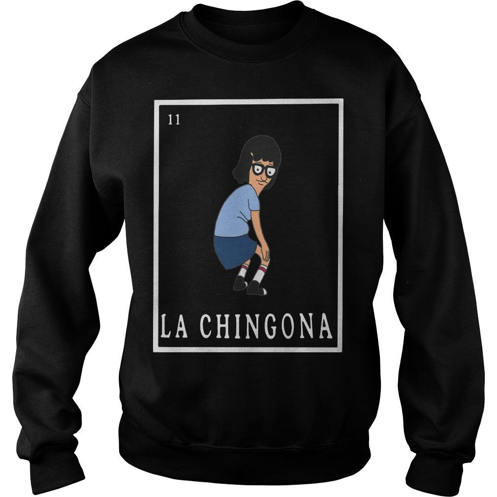 La Chingona Sweater