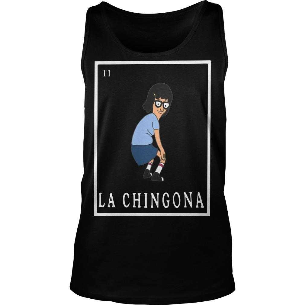La Chingona Tank Top