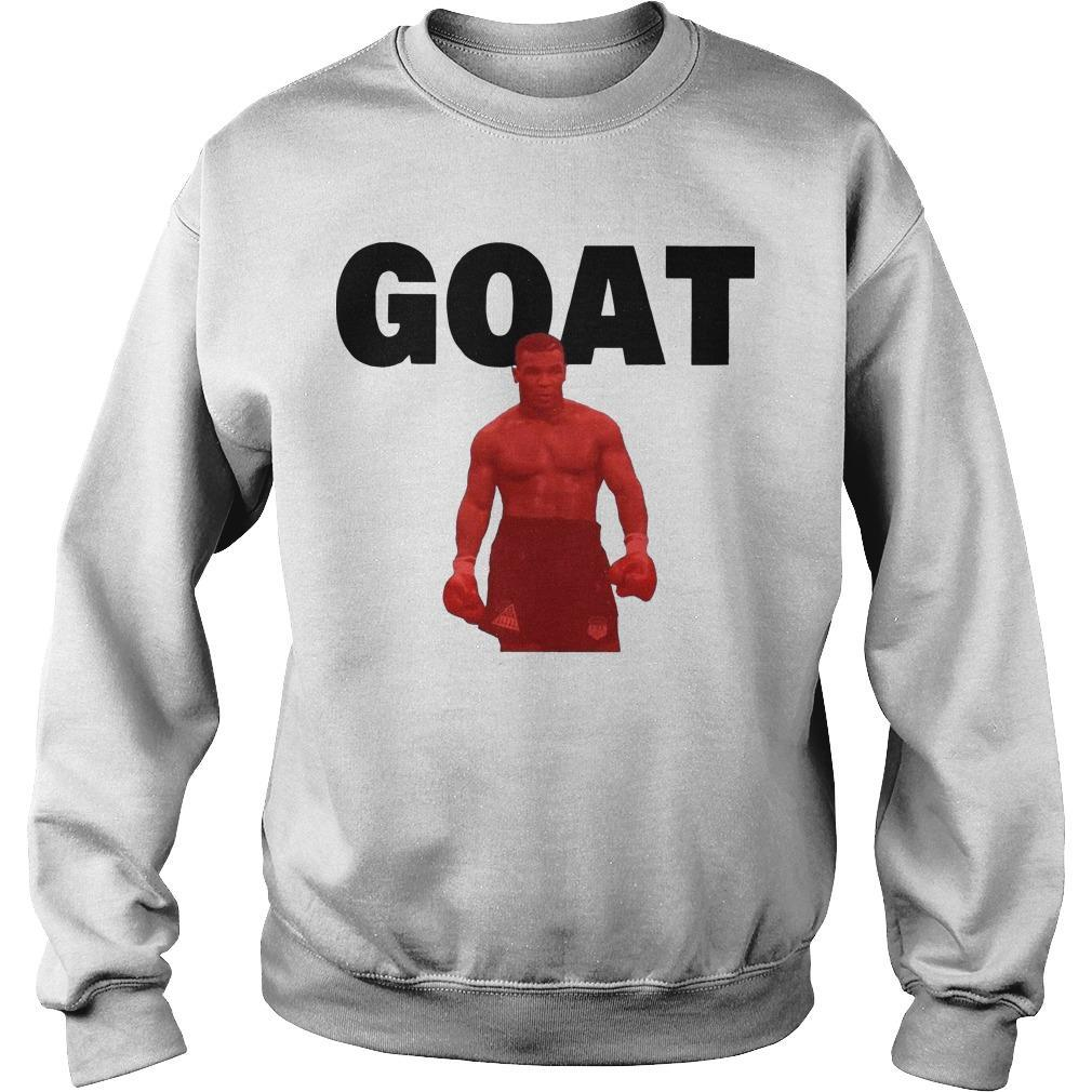 Mike Tyson Goat Sweater